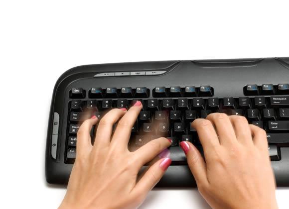 Send iPhone SMS From Desktop Keyboard