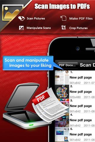 iPhone App For PDF Reader Pro