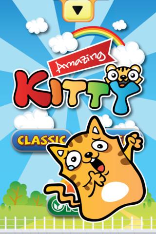 Amazing Kitty iOS Game