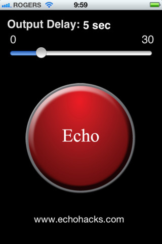 EchoHacks iOS/Android App Review