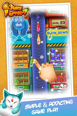 Juice Factory iPhone App Review 3