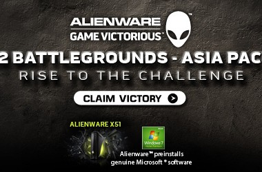 Alienware Launches International Gaming Tournament In India!