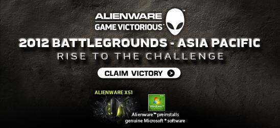 Alienware Gaming Contest India 2012