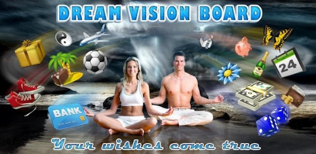 Dream Vision Board App iPhone Android e1344191223168