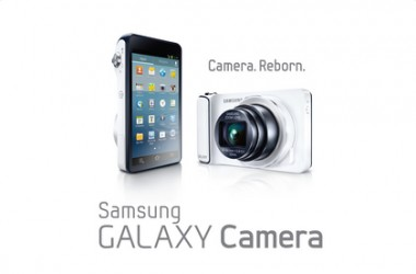 Samsung Announces the Galaxy Camera running Android 4.1