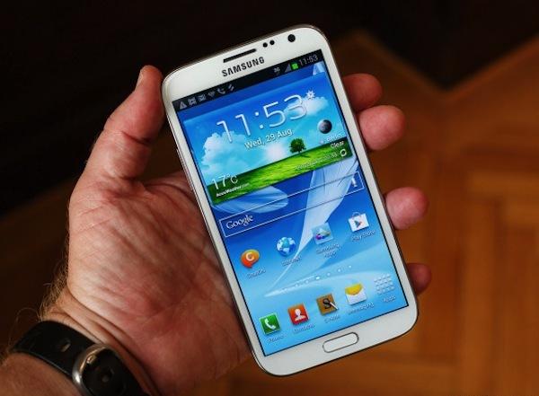 Samsung IFA 2012 - Galaxy Note 2