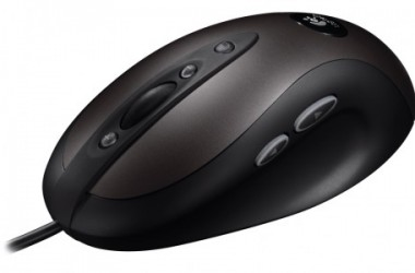 """Logitech Launches the """"Ultra Responsive"""" G400 Gaming Mouse"""