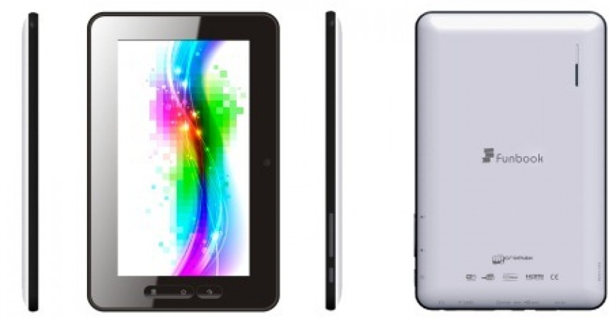 Micromax Funbook Review – Budget ICS Tablet Available For $130