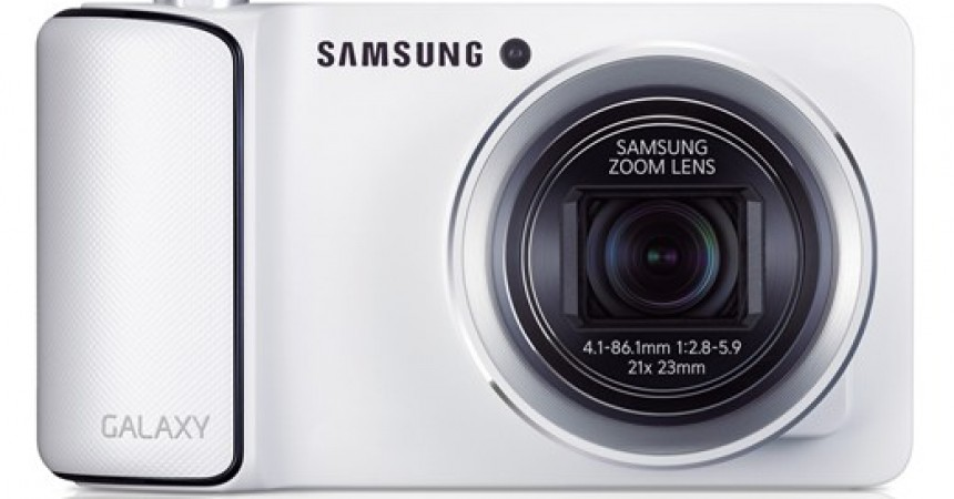 Samsung's Android-powered Galaxy Camera: The New Age Photography