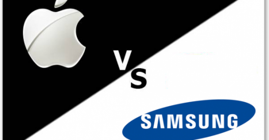 Apple Seems to be Scared of Samsung: Poll revealed