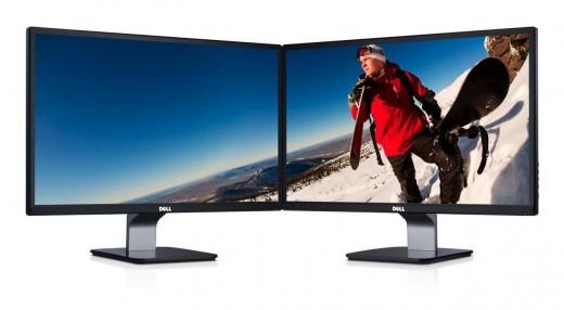 Dell S Series LED Monitors