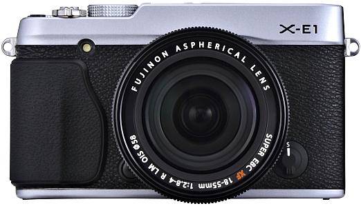 Fujifilm X-E1 mirrorless