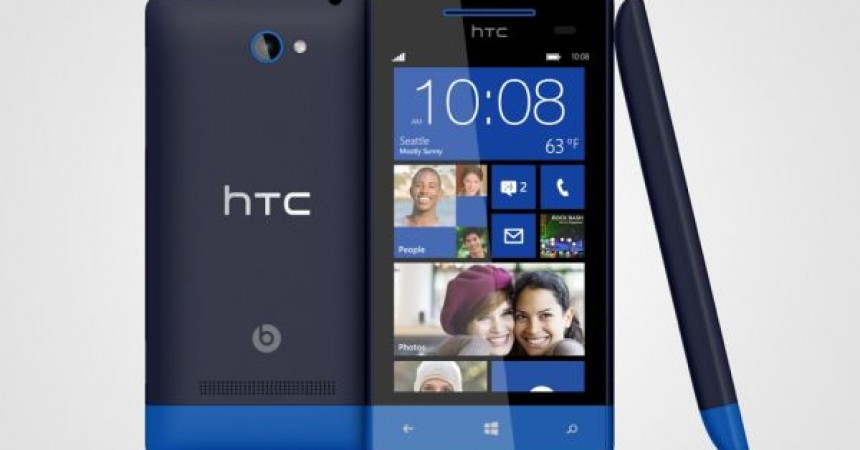 HTC Windows Phone 8X Hitting Stores In November 8?