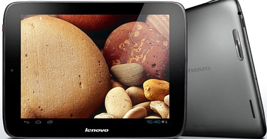 New ICS Tablets From Lenovo: IdeaTab S2110, A2107 and A2109