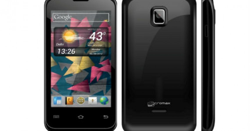 Micromax 87 Superfone Ninja 4 Available at Rs. 5,999