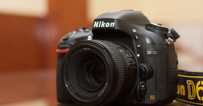 Nikon D600: The First Glimpse