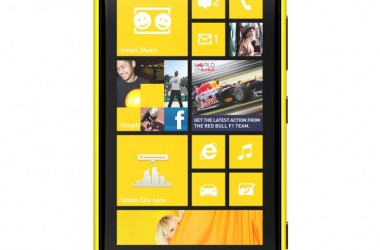 Nokia Lumia 920 Comparison With Existing Flagship Smartphones