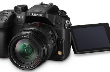 Panasonic Lifted Curtain From Lumix GH3