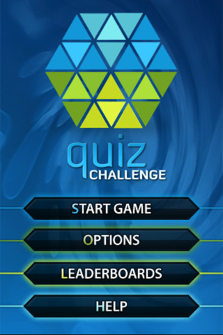 Quiz Challenge App For iPhone