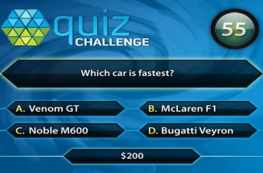 Quiz Challenge iPhone App Review – Test Your Knowledge!