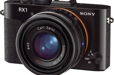 Fully Framed Compact Sony Cyber Shot DSC-RX1 Coming Soon?
