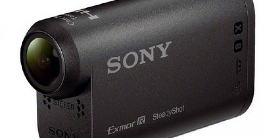 Sony Announced  HDR-AS15 & HDR-AS10 HD POV Cameras