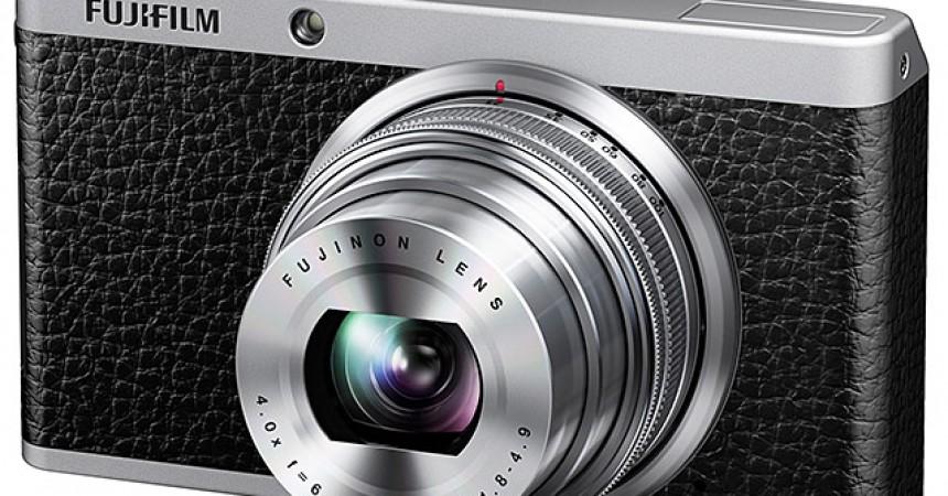 Fuji Announced The New XF1 Premium Compact Camera