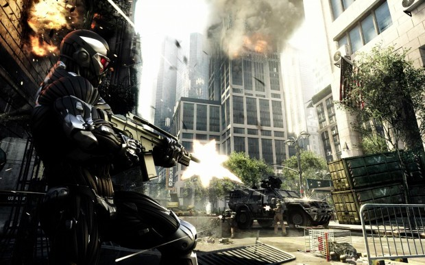 Crysis 2 Game - Top Pirated Games 2012