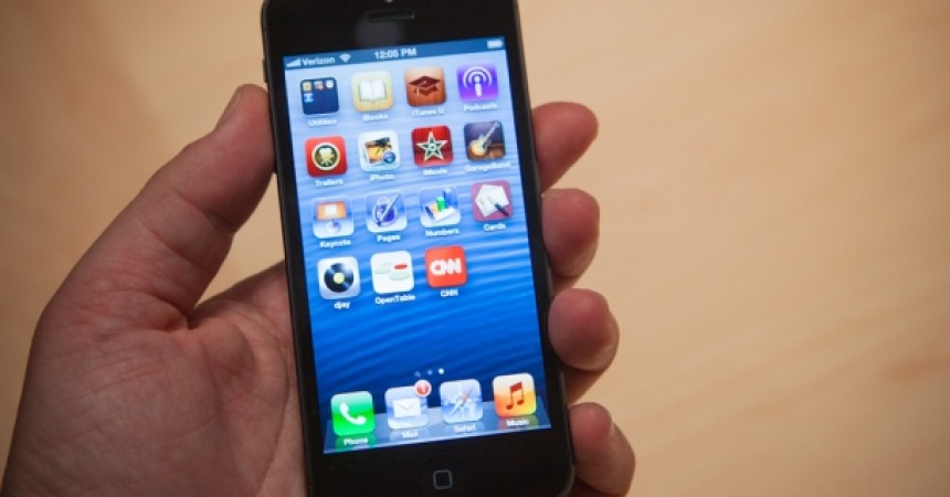 iPhone 5: Finally the Enigma Arrived