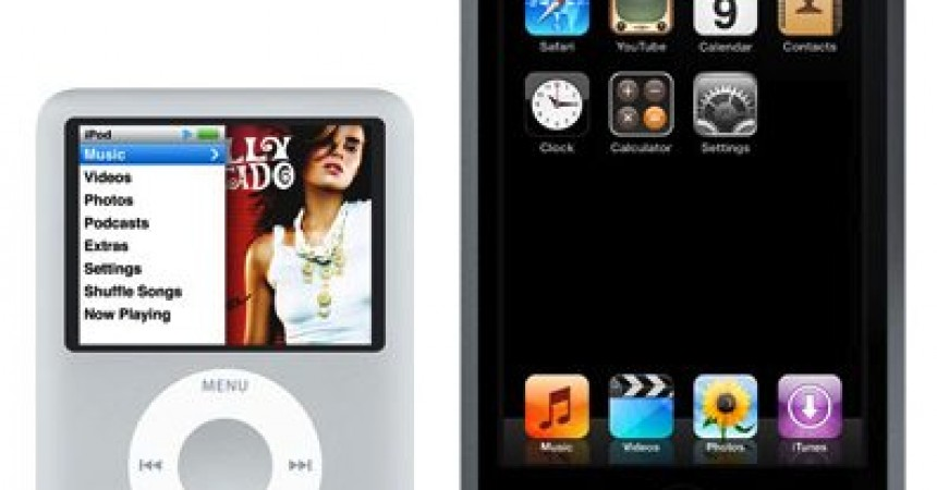 iPod Nano and the iPod Touch Got Updated