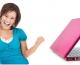 Pink Laptops a Dream For Every Girl!