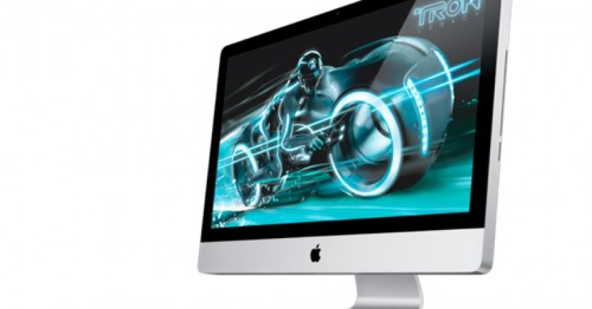 Apple iMac To Get A Refreshed Look