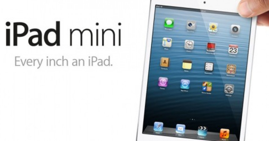 Apple iPad Mini (16GB) All Set For Pre-order at Rs. 28,990