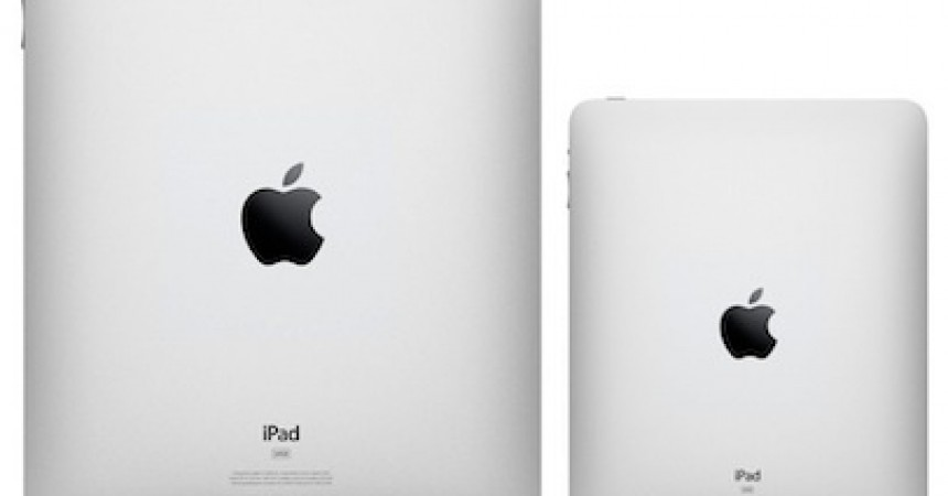 Apple iPad Mini Likely To Hit The Stores On November 2: Report Says