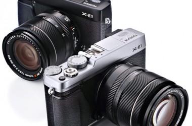 Fujifilm X-E1 &  XF1: All Set To Flash Indian Market