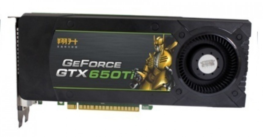 GeForce GTX 650 Ti: The New Video Graphics Card From NVIDIA