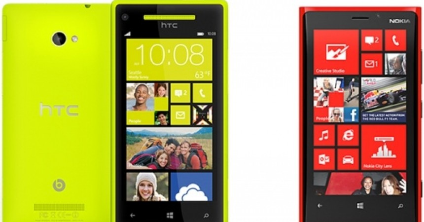 Get the Lumia 920 & HTC 8X At Best Price From Best Buy