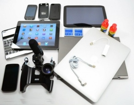 Must have gadgets for 2012