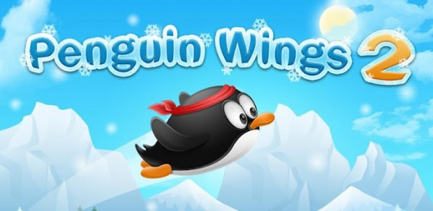 Penguin Wings  2 - Android Game