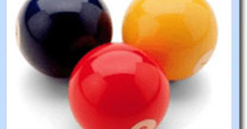 Rock The Pot With Pool Ball Classic