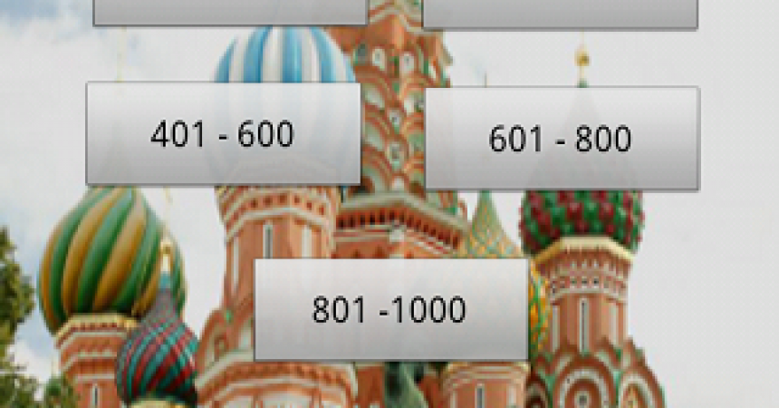 Easy Russian Language Learning Android App Review
