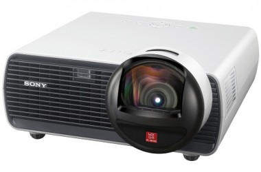 Get Thrilling Big Screen Entertainment With Sony's VPL-BW120S Short Throw Home Theatre Projector