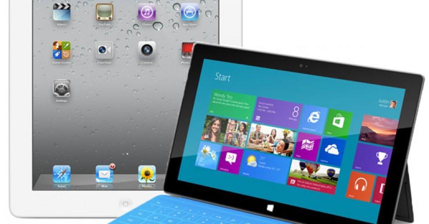 Microsoft Surface RT Vs. Apple iPad: Which One IS Better?