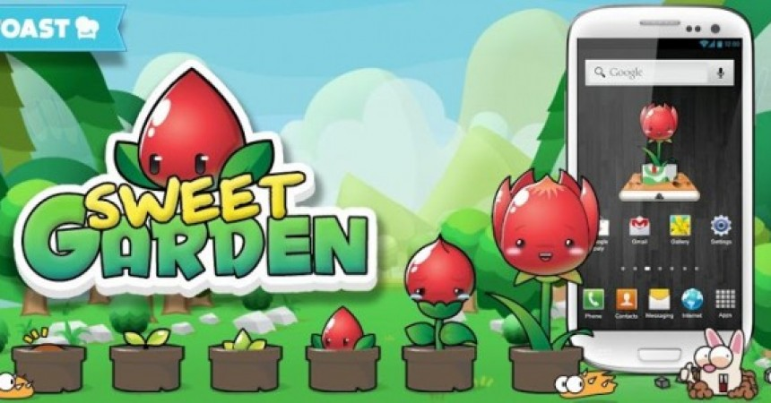 Sweet Garden Android Game Review – Revolutionary Plant Game!