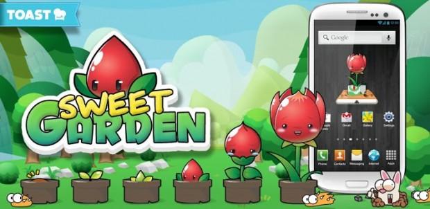 Sweet Garden Android Game e1350153945736