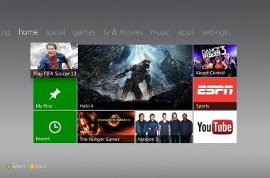 Xbox Live Fall Update 2012 Is Now Rolling Out – Gets Internet Explorer!