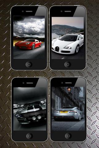 iPhone Car Wallpapers 2012