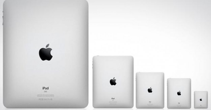 7.85-Inch iPad Mini All Set For Production: Rumour