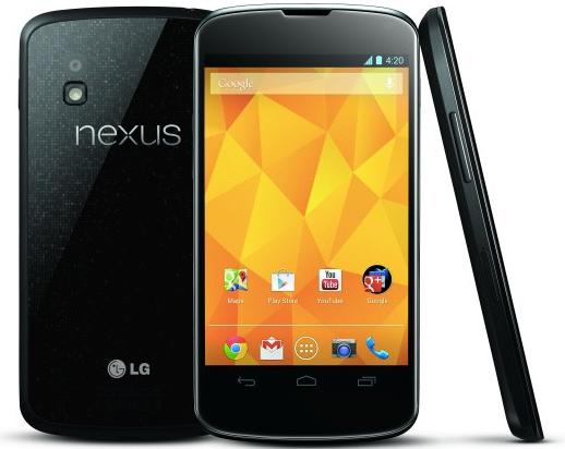 new google nexus 4