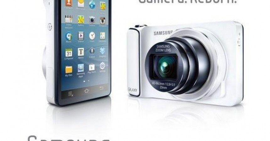 AT&T To Launch Samsung Galaxy Camera